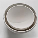 Pieza de cerámica de Carmen Marcos