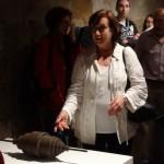 Carmen Sanchez presenta su obra