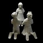 Pieza de cerámica de Kim Simonsson