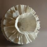 Pieza de cerámica de Simon Zsolt József