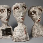 Pieza de cerámica de Teresa Girones