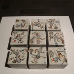 Pieza de cerámica de Teresa Guerrero