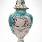 Pieza de cerámica de Amy Jayne Hughes