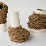 Pieza de cerámica de Eneida Tavares Caruma