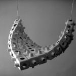 Pieza de cerámica de Fani Sanchez Barreiro