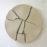 Pieza de cerámica de Maite Salutregi