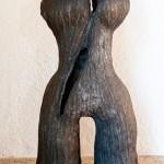 Pieza de cerámica de Mar Barral