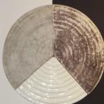 Pieza de cerámica de Ramon Berraondo
