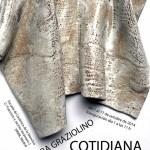 Cartel de la exposición de Clara Graziolino