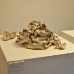 Escultura cerámica de Clara Graziolino