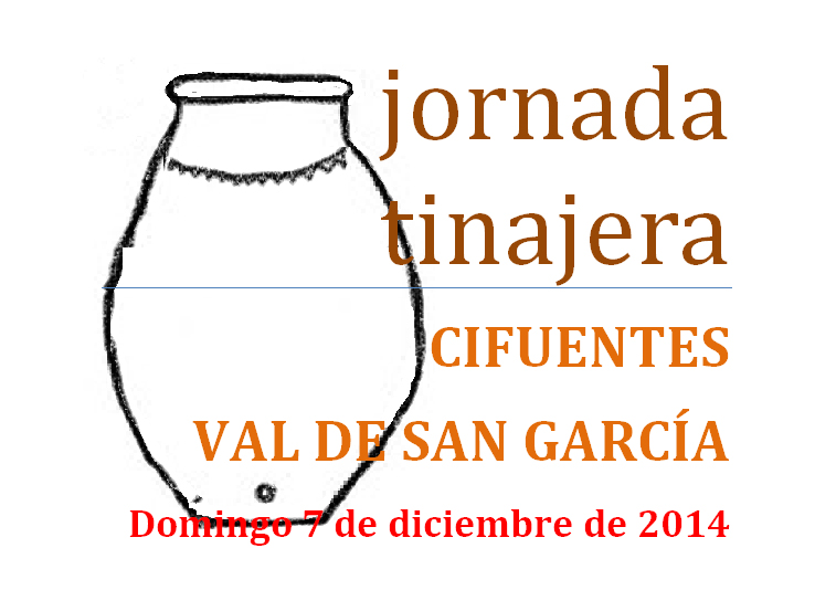 Cartel de las Jornadas Tinajeras