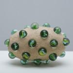 Escultura cerámica de Miguel Vazquez