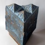 Pieza de cerámica de Lucía Yoa Yang Lee