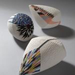 Pieza de cerámica de Martha Pachón