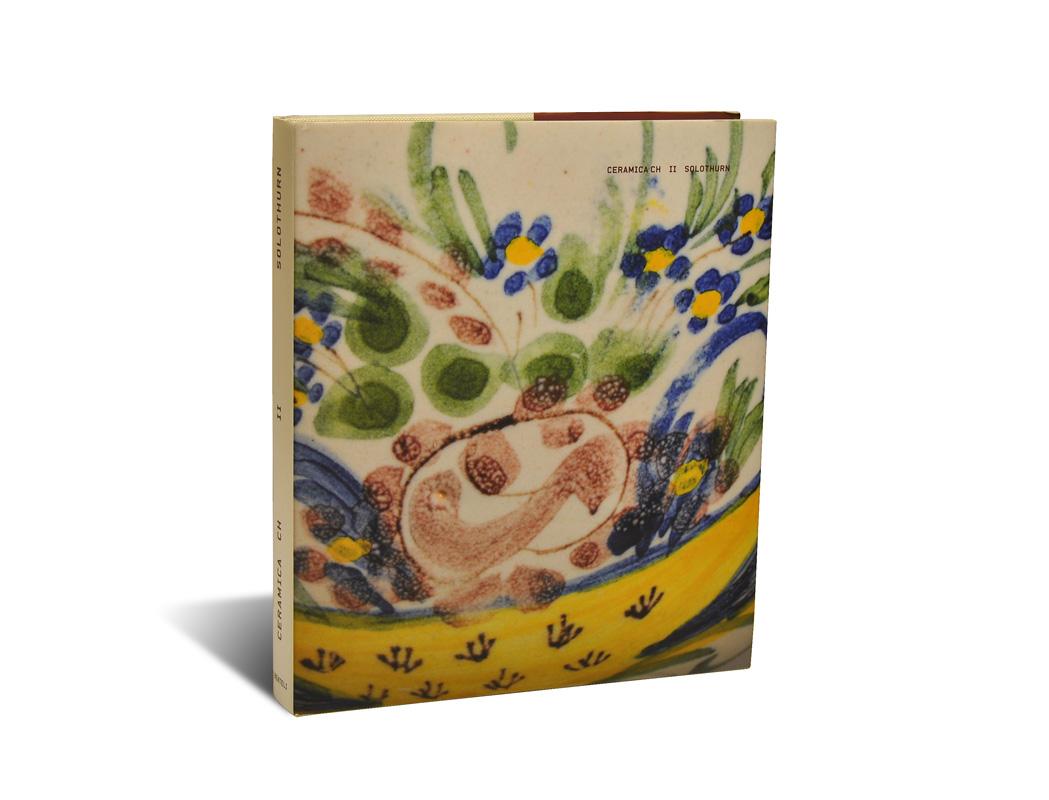 Portada del libro -Ceramica ch II - Solothurn-
