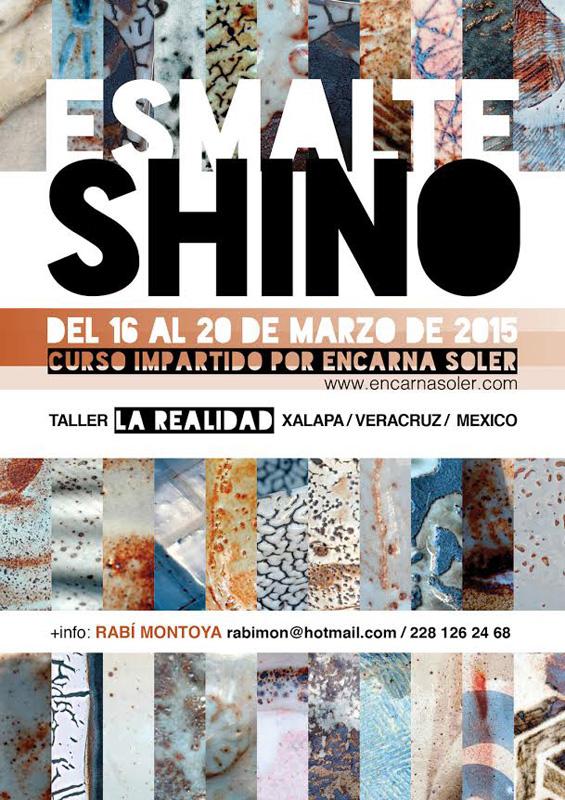 Cartel del curso de shino