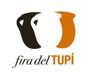 Logo de la Feria de cerámica y alfarería El Tupí