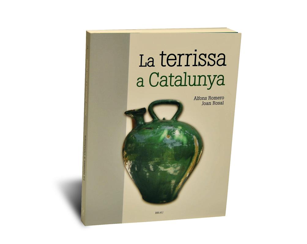 Portada del libro La terrissa a Catalunya