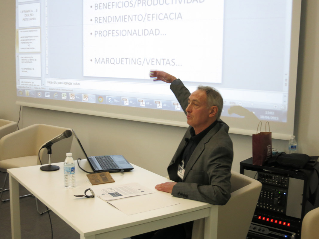 Jornadas de la Asociación Española de Ciudades de la Cerámica sobre educación