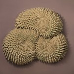 Escultura cerámica de Angelica Tulimiero