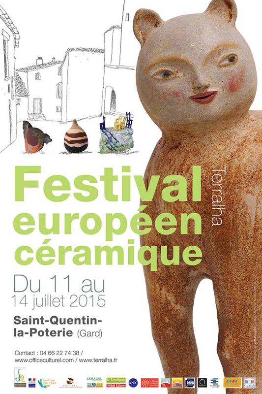 Cartel del Festival Terralha