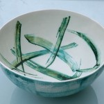 Pieza de cerámica de Deborah Abizanda