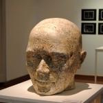 Escultura cerámica de Samuel Bayarri