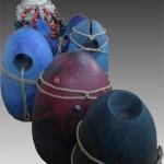 Escultura cerámica de Carmen Baco
