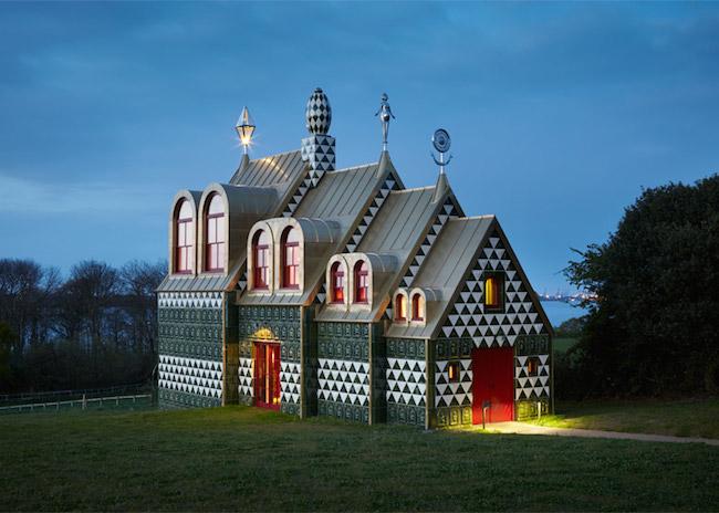 Casa proyectada por Grayson Perry