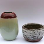 Pieza de cerámica de Isabel Cid