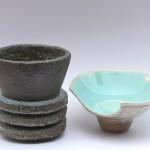 Pieza de cerámica de Rafael Gandia