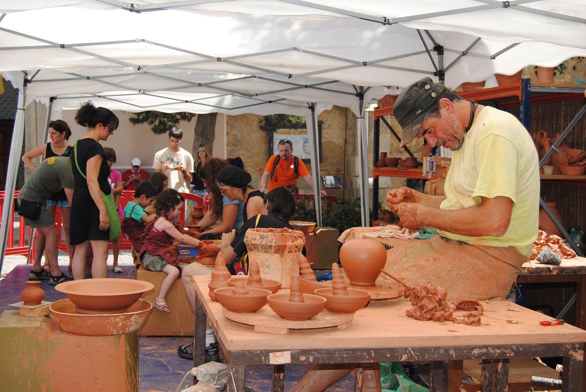 Feria de Cerámica de Argentona