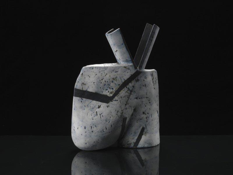 Escultura cerámica de Gordon Baldwin