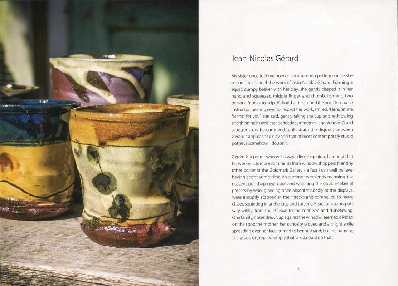 Páginas interiores del libro Jean-Nicolas Gérard