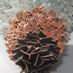 Escultura cerámica de Martha Pachón