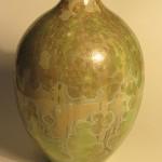 Pieza de cerámica de Antonio Portela