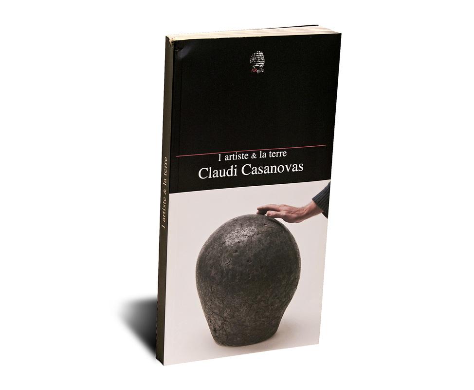Portada del libro Claudi Casanovas