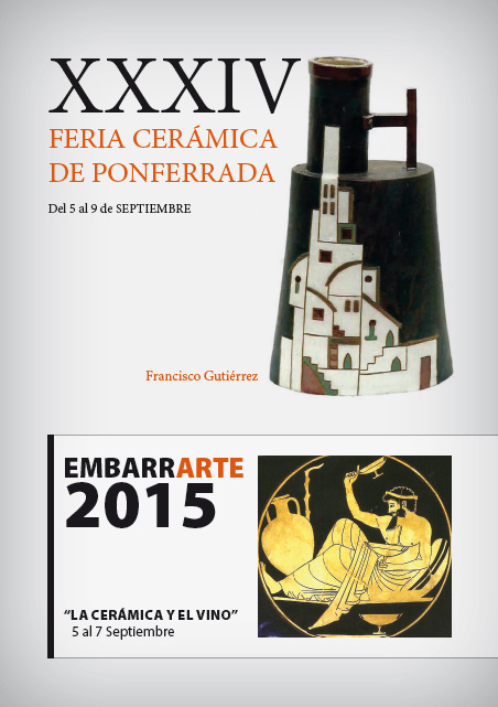 Cartel de Embarrarte 2015