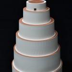 Escultura cerámica de Juan Ortí