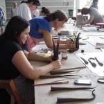 Imagen del Curso Internacional de cerámica de Pontevedra 2015