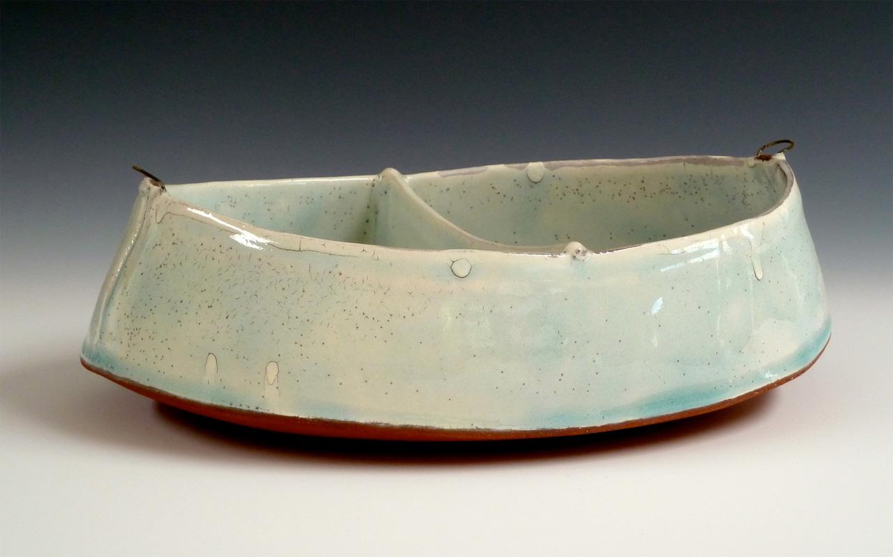 Pieza de cerámica de Birdie Boone