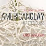 Cartel del evento American Clay