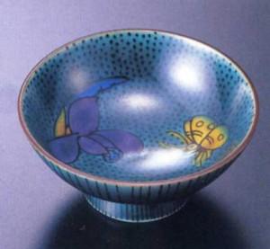 Pieza de cerámica de Kitade Fujio