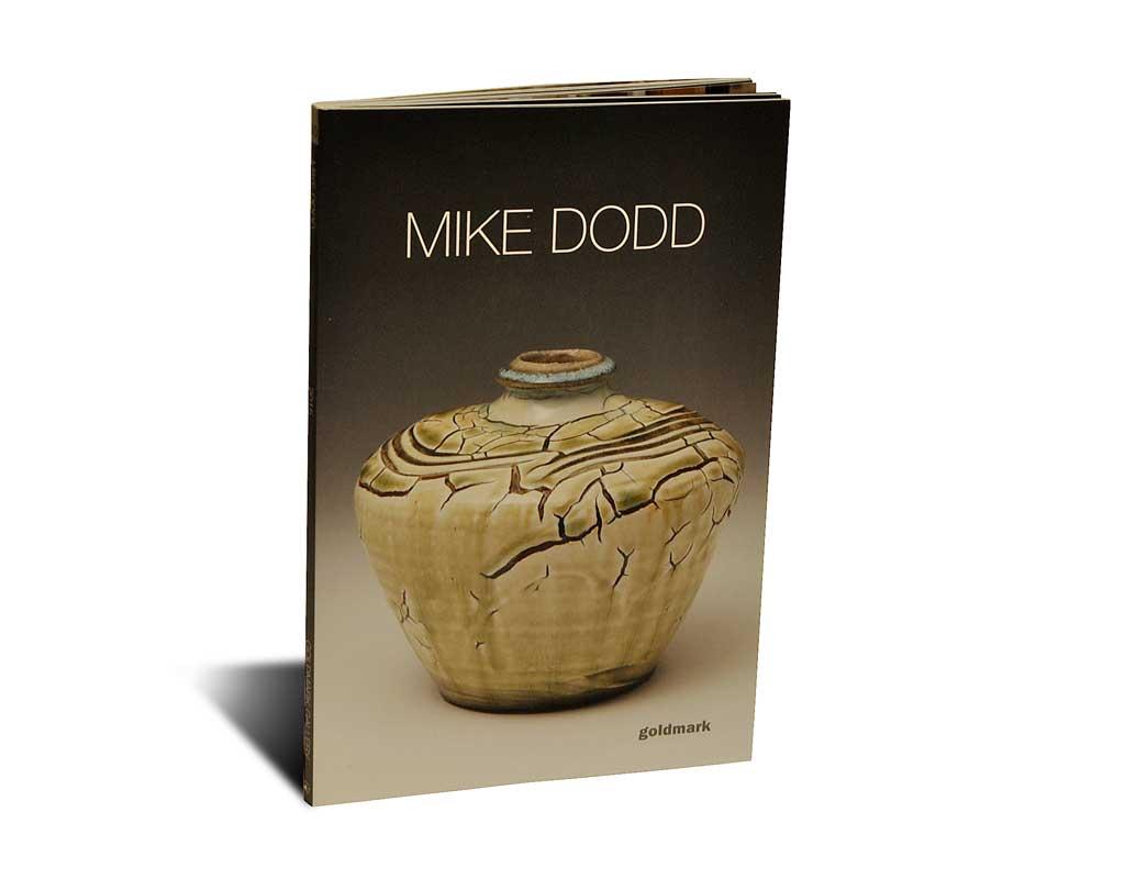 Portada del libro Mike Dodd, de la editorial británica Goldmark Gallery