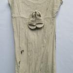 Pieza de cerámica de Verónica Dillón