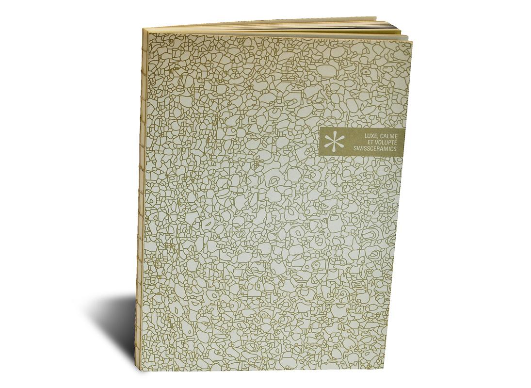 Portada del libro Luxe, Calme et Volupe. Swissceramics