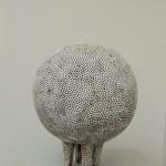 Pieza de cerámica de Rafaela Paraja