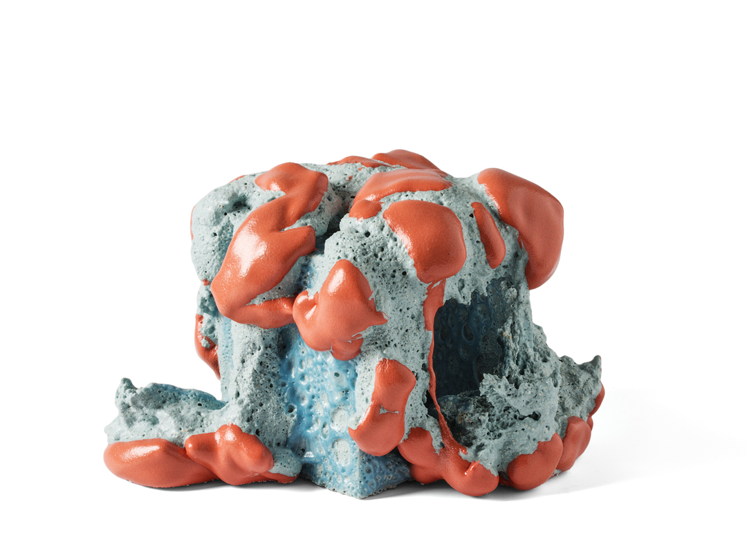 Pieza de cerámica de Gitte Jungersen. (Puls Gallery)