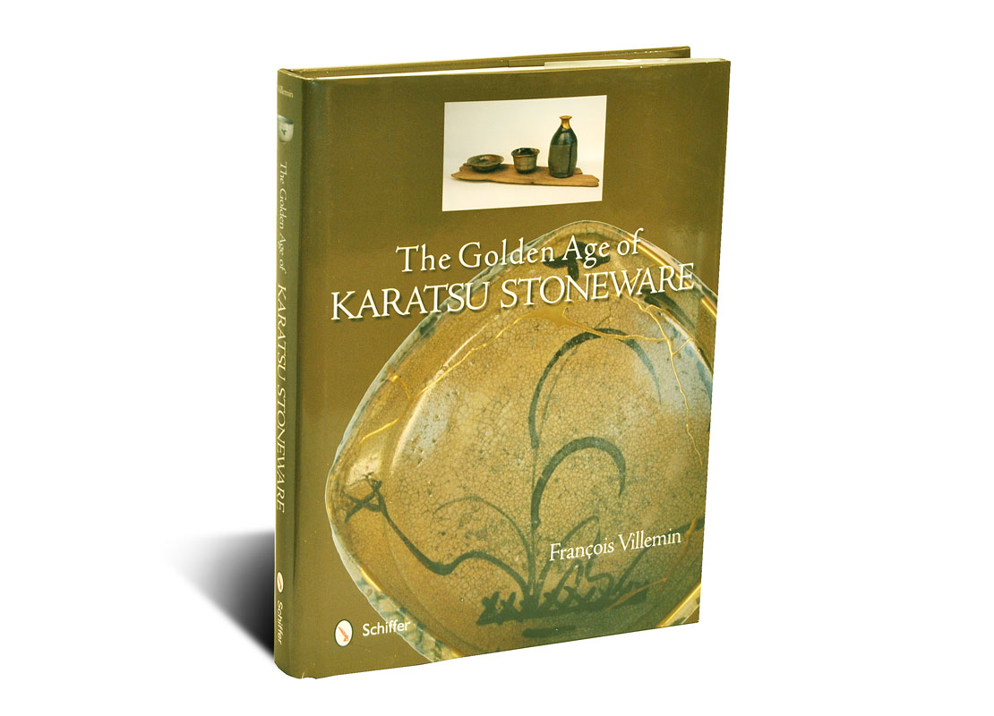 Portada del libro The Golden Age of Karatsu Stoneware