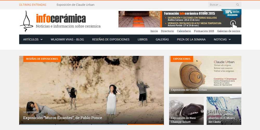 Imagen de Infoceramica.com